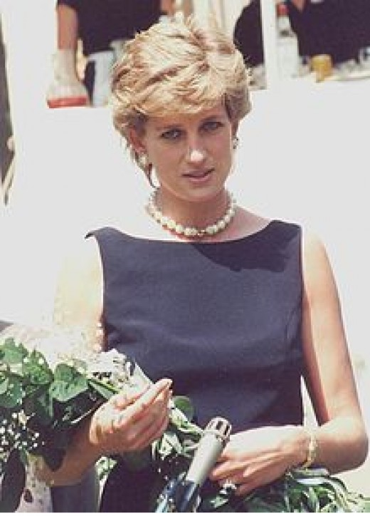 Princess Diana of England, a Famous Cancer Person