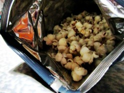 Popcorn: The salty ones or the sweet ones?