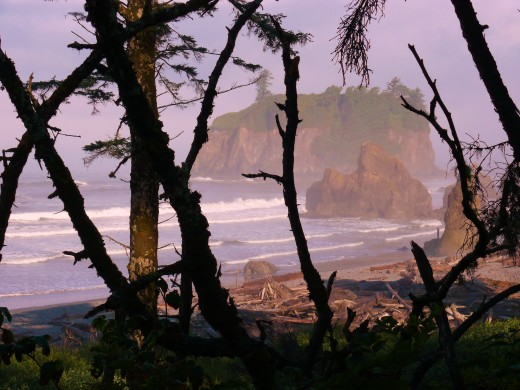 Ruby Beach, Washington State