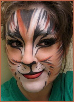 Simple Cat Face Makeup Images amp Pictures Becuo
