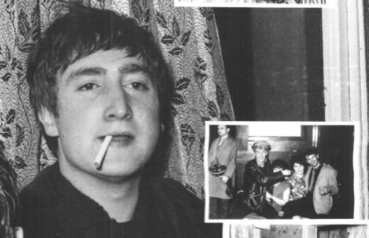 John in 1961