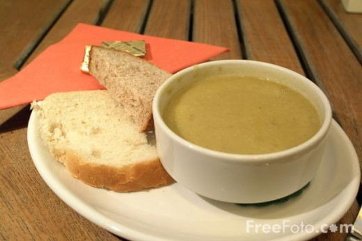 Soup and Bread - the Dynamic Duo
