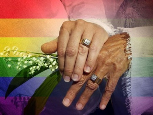 The ban on same sex marriage in California is declared unconstitutional