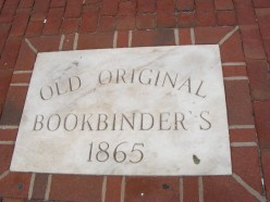 Snapper Soup from the Old Original Bookbinder's