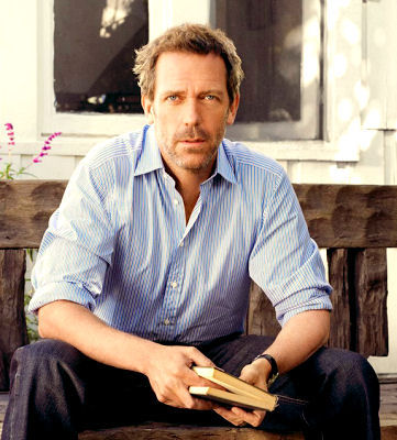 Hugh Laurie. Yummy.