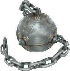 The Ball & Chain from Twilight Princess