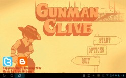 Review of Gunman Clive: Android Essentials