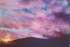 Pastel Workshops - How To Paint A Sunset