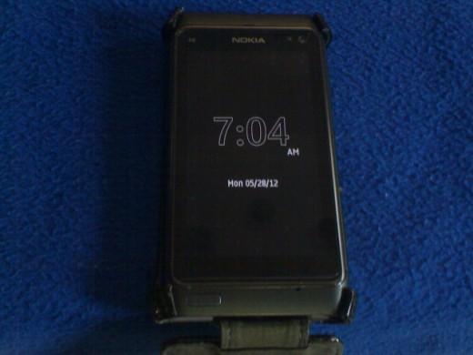 A Nokia N8