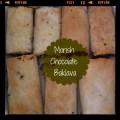 Baklava Recipe: How to make Chocolate Baklava - Quick and Easy