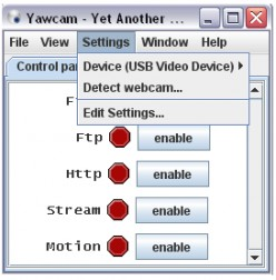Tutorial: Step by Step, How to turn webcam to an IP camera