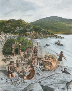 History of Ireland: First Peoples of Ireland