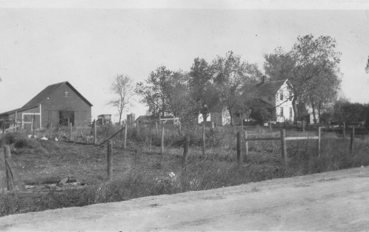 Farm Where I Grew Up