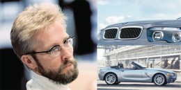 Chris Bangle former head of design for Fiat & BMW