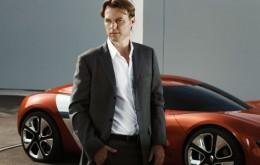 Laurens van den Acker Head of Renault Design