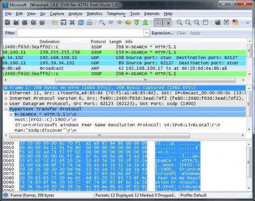 Use Wireshark to Learn About Network Protocols