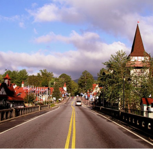 Helen (GA) United States  city photos gallery : The History of Helen, GA: A German Town