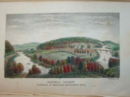 Confluence of the Connecticut and Deerfiled Rivers, Ora White Hitchcock