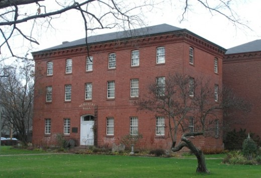 Deerfield Museum, formerly Deerfield Academy