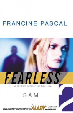 Sam (Fearless, Book 2), by Francine Pascal