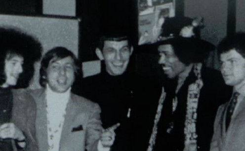 Spock and Jimi