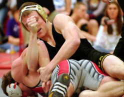 Wrestling can be a cool sport. If you win and not gloat.