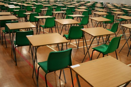 Taking college entrance exams is not as hard as it seems as long as you have prepared well for it
