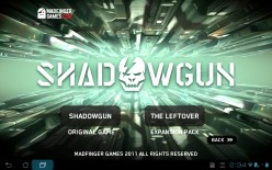 Review of Shadowgun: Android Essentials