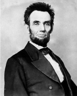 Abraham Lincoln is responsible for the Emancipation Proclamation