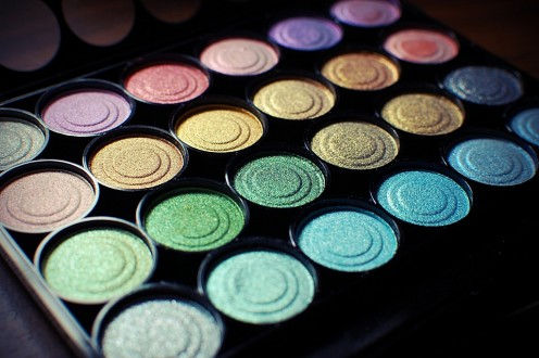 Buying a palette instead of a collection of individual eyeshadows is a sure way of saving money on high-end cosmetics.