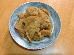 Native American Pudding, Also Known As Indian Pudding