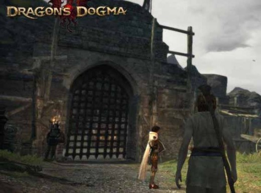Dragon's Dogma Off With Its Head Quest