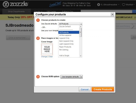 Look how easy it is to upload your photos, and create products, using Zazzle!