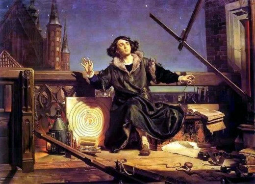 Copernicus Questing for answers in the Astral pathways of the Universe
