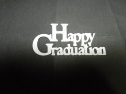 Happy Graduation phrase