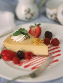 Infinitely Variable Cheesecake Recipe