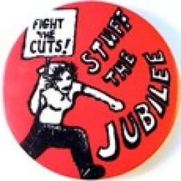 1977 Silver Jubilee badge - still relevant today?