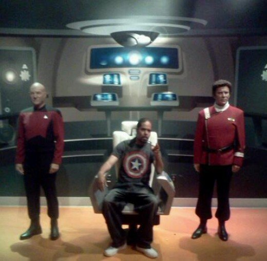 Mark on the enterprise!