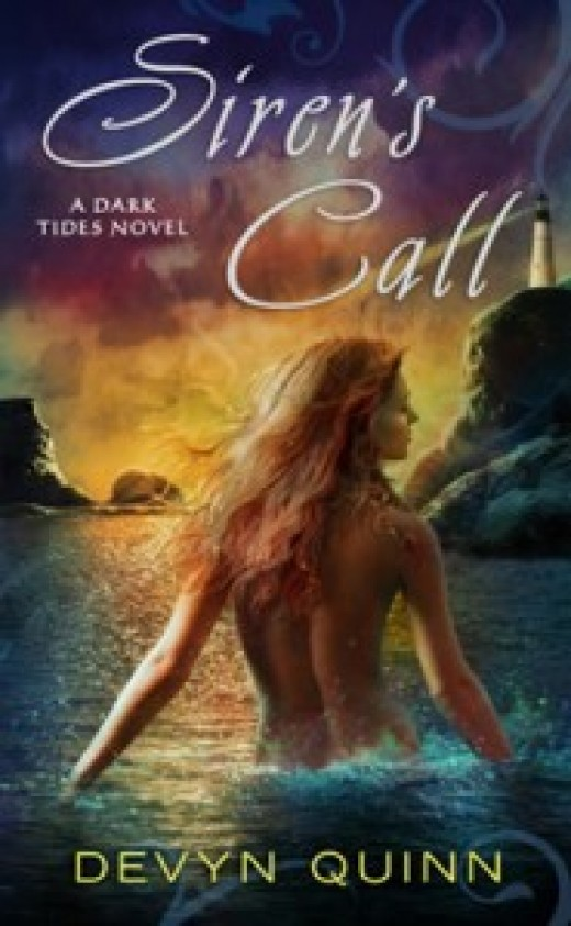 The Dark Tides series published by NAL/Signet