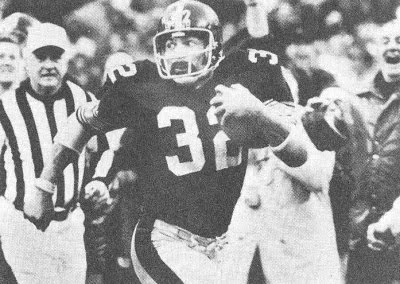 'Franco Harris makes The Immaculate Reception!'