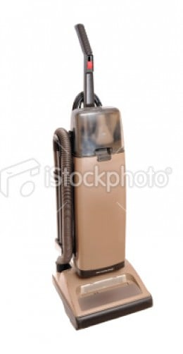 An Upright Vacuum