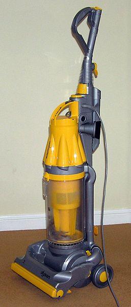 A Bagless Vacuum