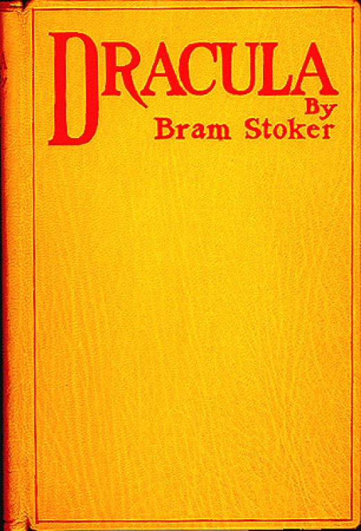 May 26, 1897: the first edition of DRACULA is published.