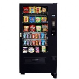 getting a vending machine for business