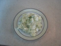 Potato Salad - Homemade Potato Salad (Simple And Easy Recipe!)