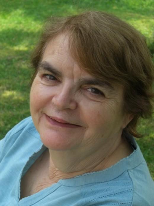 Author Elizabeth May