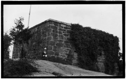 Title: Old Fort C.P. (Central Park) 1885 Date: 1890