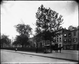 Title: Greenwich Village Date: 1910s - 1920s