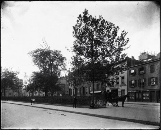 Title: Greenwich Village Date: 1910s - 1920s