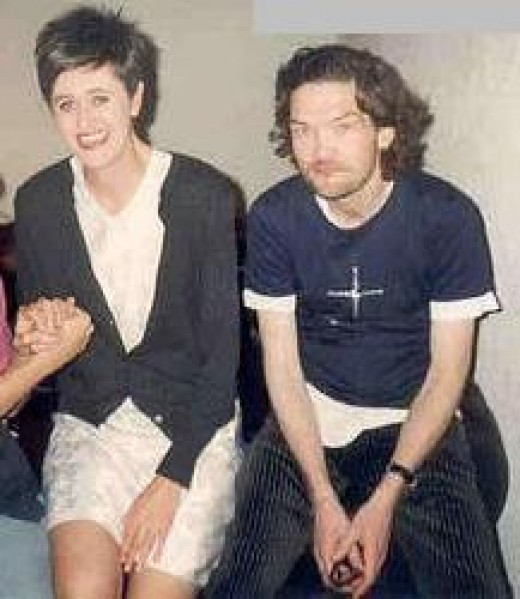 EBTG music duo Tracey Thorn and Ben Watt
